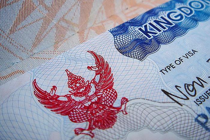 Без виз в Таиланд для украинцев