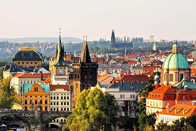 Горящие туры в Чехию из Херсона, Николаева, Одессы, Киева